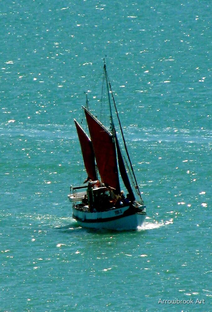 Sailing Home by John Brotheridge