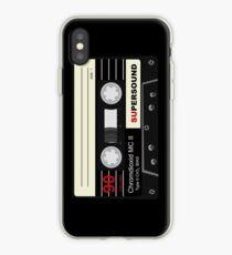 Audio Cassette Mix Tape  iPhone Case
