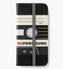 Audio Cassette Mix Tape  iPhone Wallet/Case/Skin