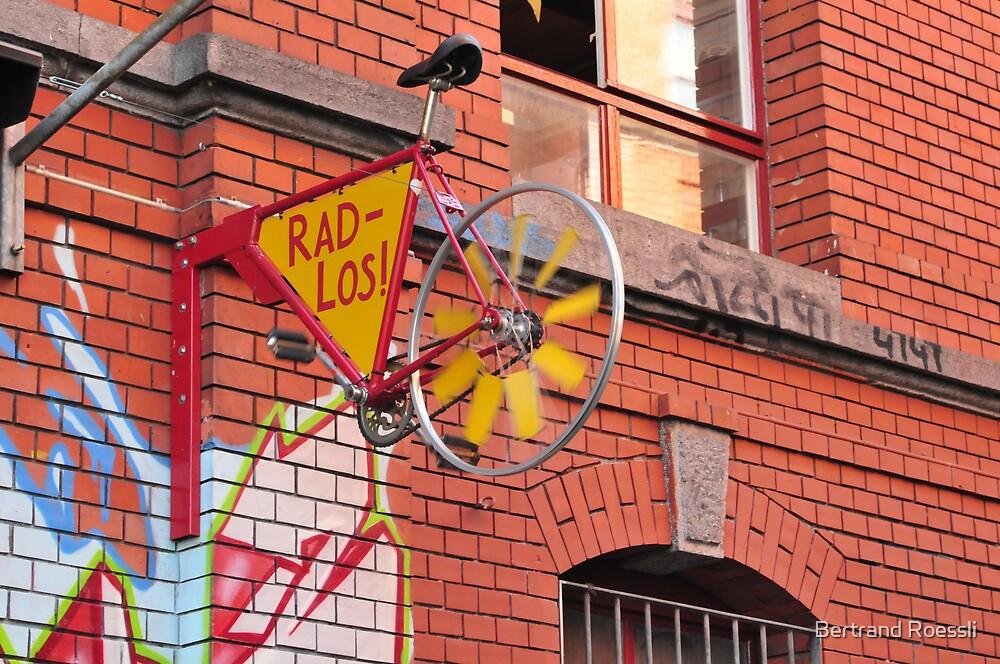 Rote Fabrik by Bertrand Roessli