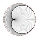 Linear Cardioid  by Rupert Russell