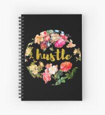 Hustle Botanical Swag Spiral Notebook
