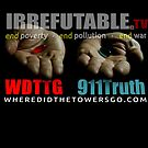 9-11 Red Pill: Where Did The Towers Go - IRREFUTABLE.TV... Blue Pill: AE911Truth (CONTRIBUTOR PRICE) by IrrefutableTV