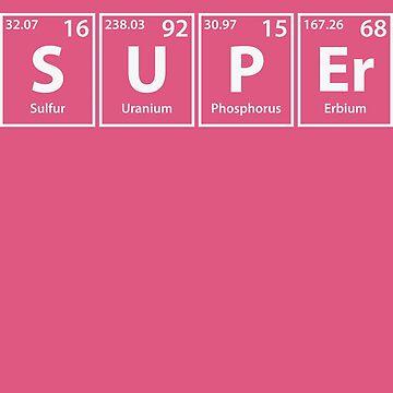 Super Elements Spelling by cerebrands