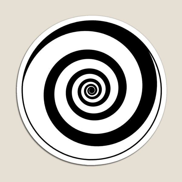 #target #aim #accurate #dart #accuracy #hittarget #dartboard #archery #bullseye #spiral #goal #circular #license #arrow #patent #design #vortex #blackandwhite #monochrome #copyspace #circle  Magnet