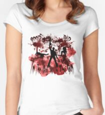 Ash Williams Women's Fitted Scoop T-Shirt