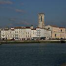 Port of La Rochelle by Pamela Jayne Smith