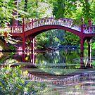 Crim Dell Bridge William and Mary by Nigel Fletcher-Jones