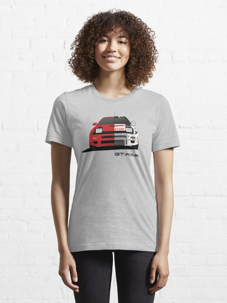 Alternate view of Celica GT-four Essential T-Shirt