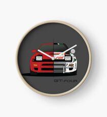 Celica GT-four Clock