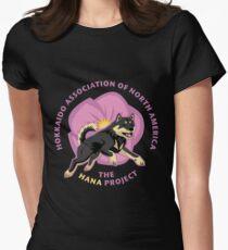 Alternate HANA Logo Women's Fitted T-Shirt