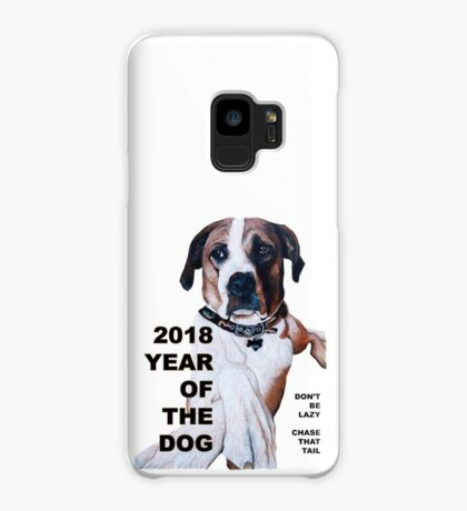 The Year of the Dog 2018 Case/Skin for Samsung Galaxy