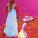 Little Mother Goose #2 by Susan  Bergstrom