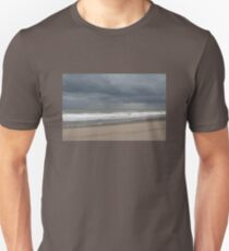 Kite Surfing in a Storm Unisex T-Shirt