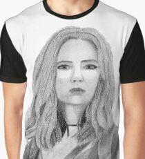 Karen Gillan Graphic T-Shirt
