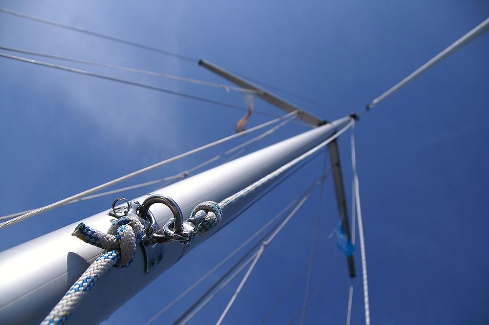 Sailing on IJsselmeer (2) by PeterBusser