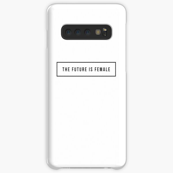 The future is female Samsung Galaxy Snap Case