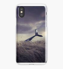 The lone traveler iPhone Case/Skin
