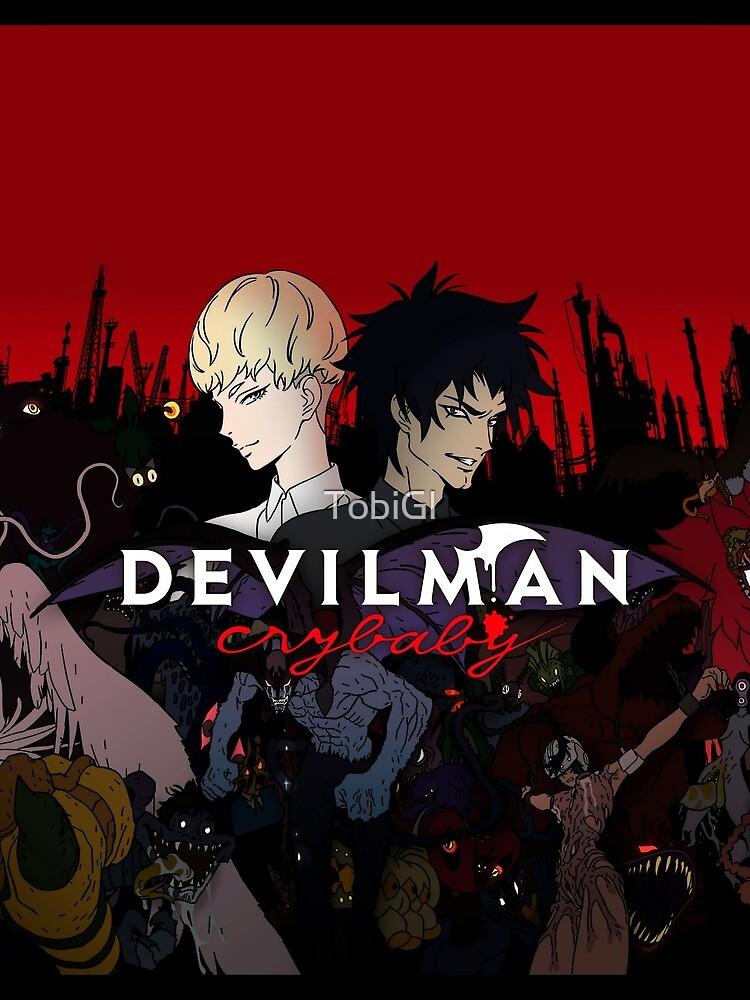 Devilman Crybaby de TobiGl