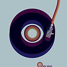 The Eye of the Vinyl by modernistdesign