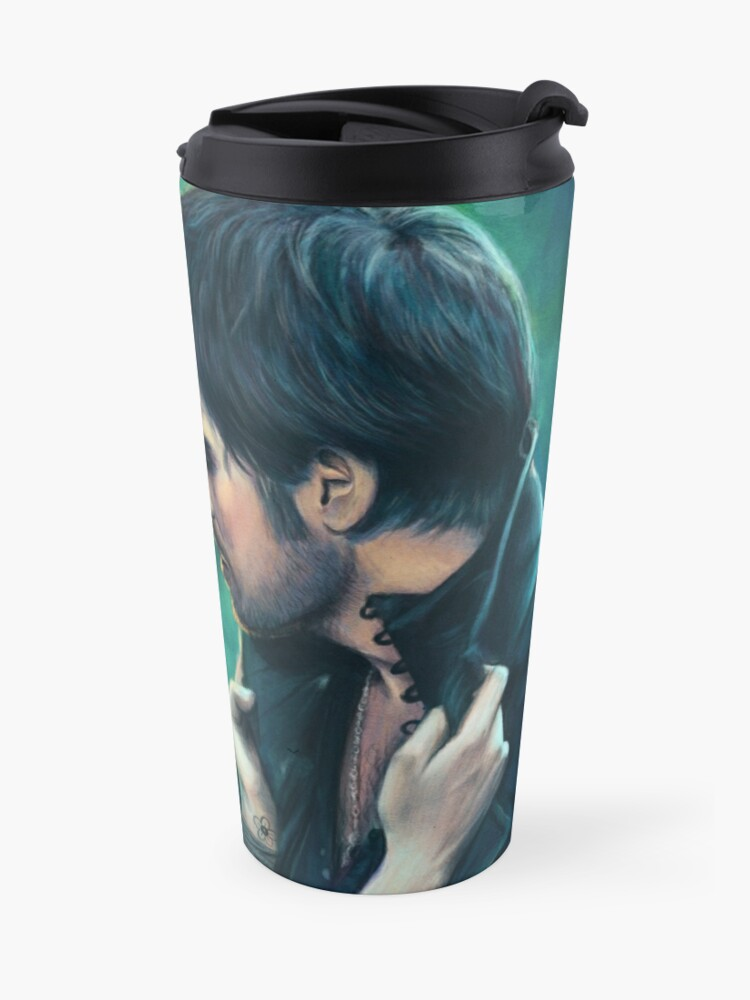 Alternate view of Couldn't Handle It Travel Mug