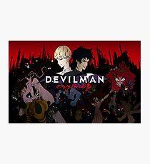Devilman Crybaby Impression photo