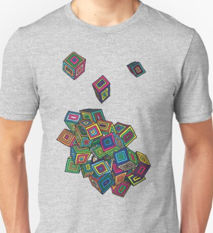 Color Cubes T-Shirt