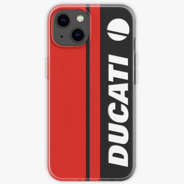 Ducati Carbon Funda blanda para iPhone