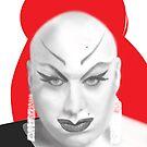 Queen of Filth by PixelGum