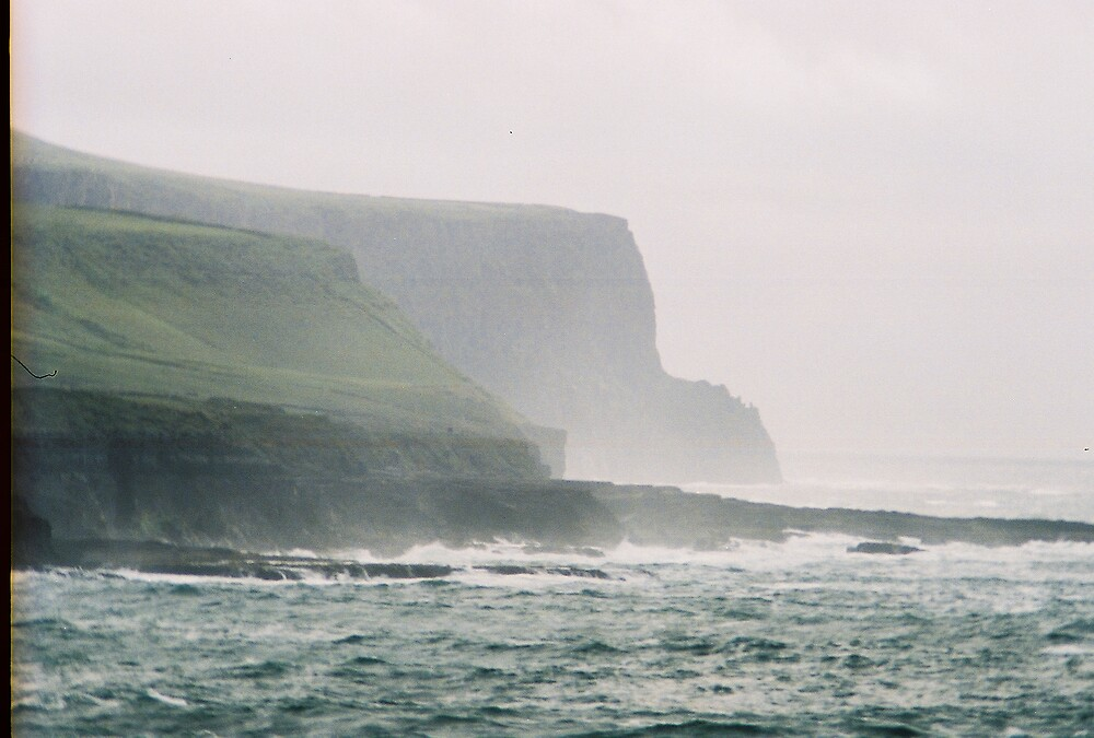 Cliff of Moher by Patrick O'Keeffe