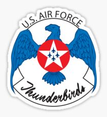 Air Force Thunderbirds Sticker