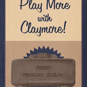 ¡Juega más con Claymore! de foreverforum
