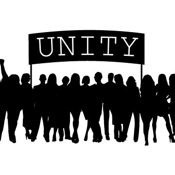 Unity!  Stronger together  by 321Outright