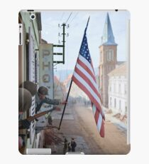 Captain Thomas H. Garahan, 'Easy' Company - France, 1945 iPad Case/Skin