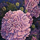 'Hibiscus' by Helen Miles