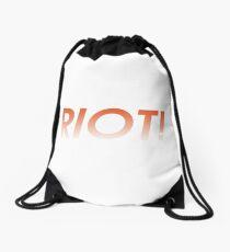 Riot (Paramore) Drawstring Bag