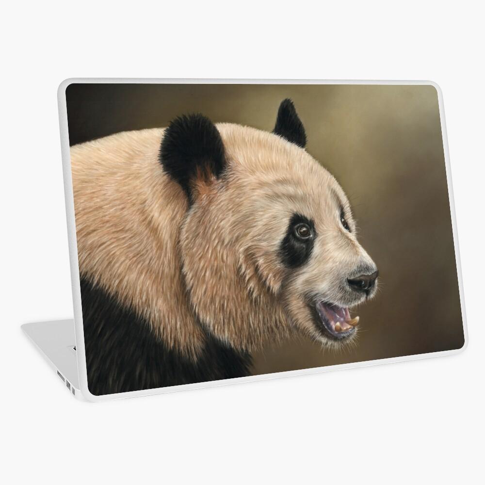 Giant Panda Laptop Skin