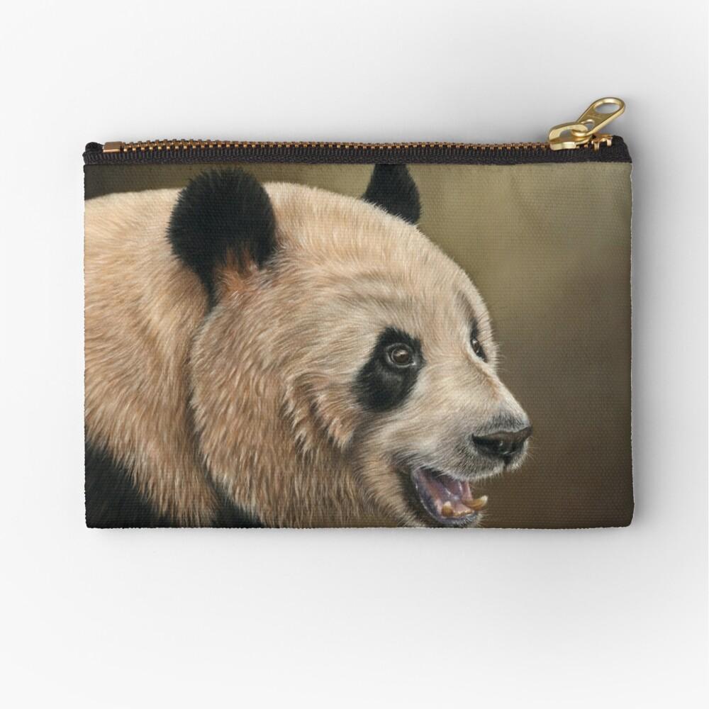Giant Panda Zipper Pouch
