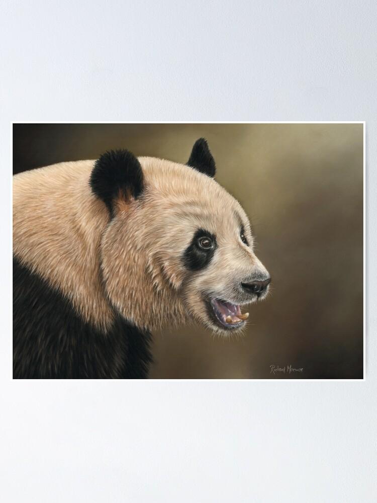 Alternate view of Giant Panda Poster