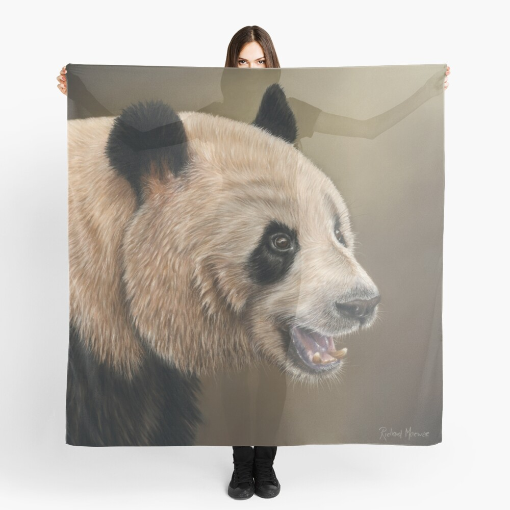 Giant Panda Scarf