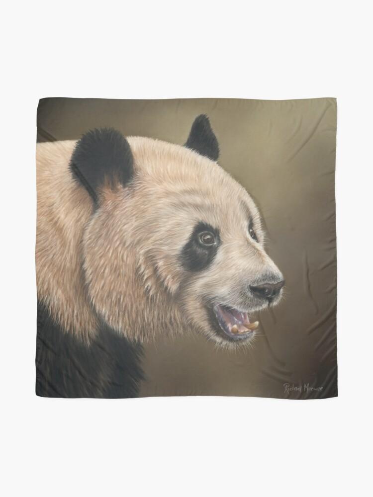 Alternate view of Giant Panda Scarf