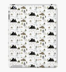 Mountain Doodles iPad Case/Skin