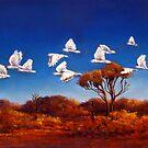 'Top End Flight' by Helen Miles