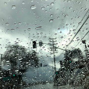 Rainy LA by mariannat