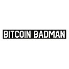 Bitcoin Badman by Wave Lords United