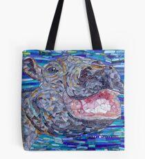 Fiona the Hippo Tote Bag
