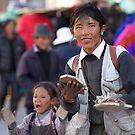 Pilgrims by David Reid