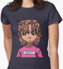 Lil' Pump Women's Fitted T-Shirt