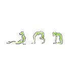 Heart Opening Yoga Poses by Stephanie Mee