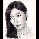 Girls' Generation Tiffany Hwang by kuygr3d